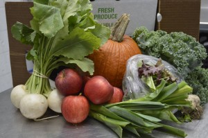 10 Veggie Box October 20