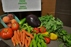 8 Veggie Box August 18