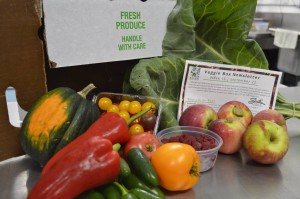 9 Veggie Box September 22