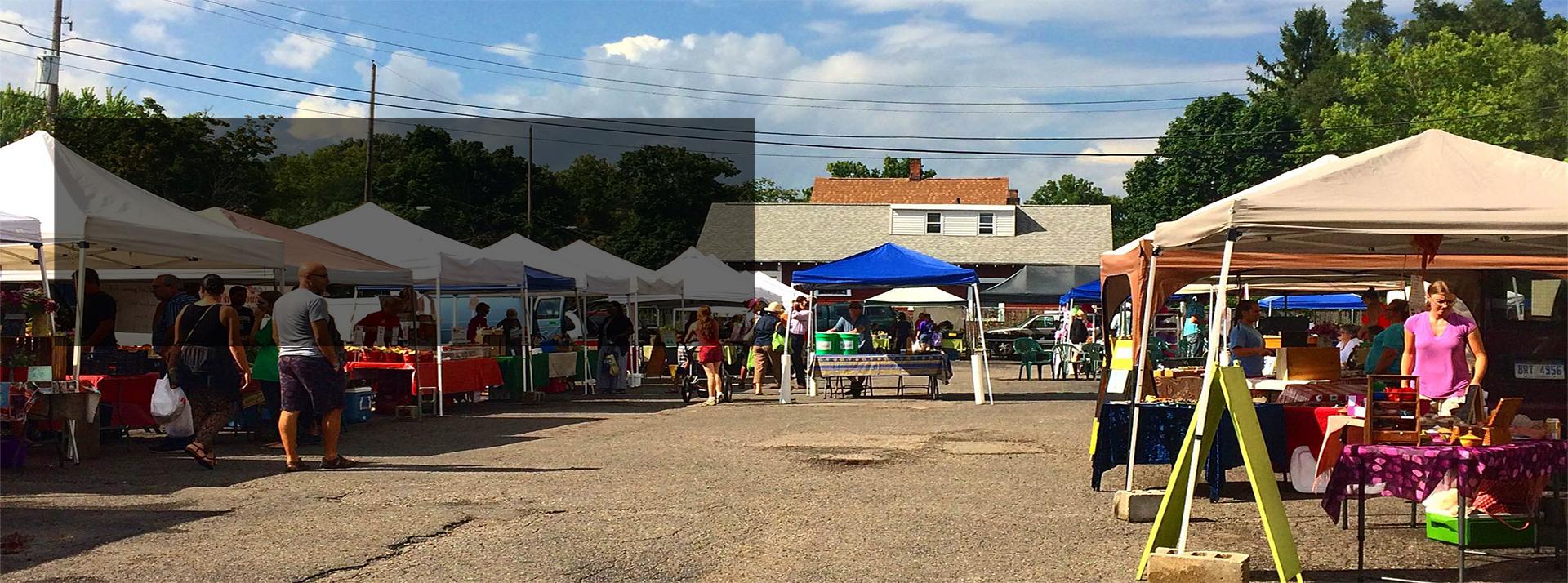 Visit our Farmers Market!